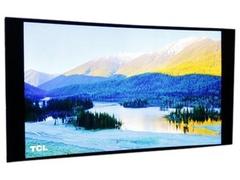 TCL110寸4K曲面电视