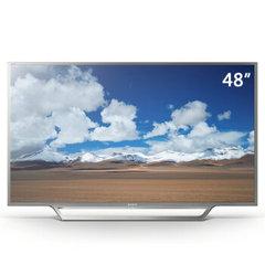 索尼G9+ 48英寸 银色(KDL-48W656D银)