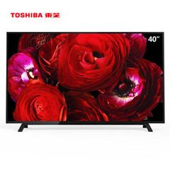 东芝40英寸蓝光电视