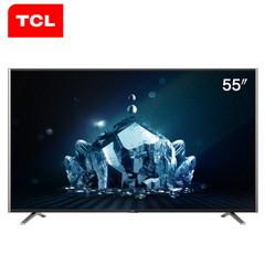 TCL电视L55C1-UD