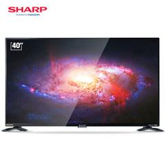 SHARPLCD-40SF466A-BK