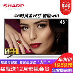 夏普 (SHARP)LCD-40SF466A/LCD-45SF460A